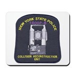 NYSP Collision Investigation Mousepad