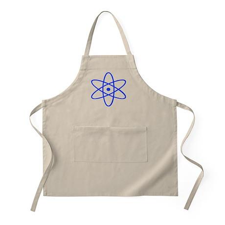 Bohr's Model of the Atom BBQ Apron