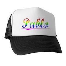 Pablo, Rainbow, Trucker Hat