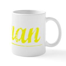 Ronan, Yellow Small Mug