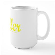Roller, Yellow Mug