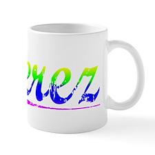 Perez, Rainbow, Mug