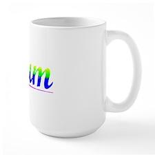 Plum, Rainbow, Mug