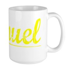 Samuel, Yellow Mug