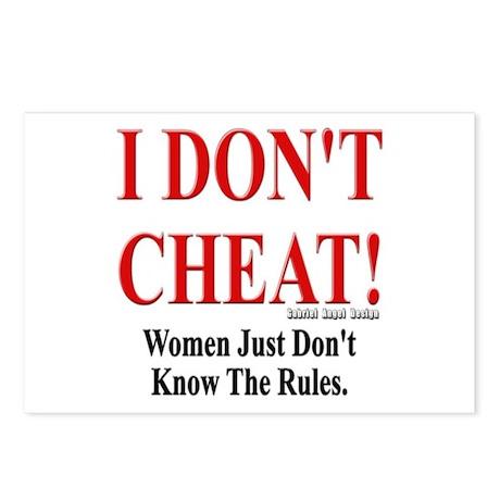 Don't Cheat