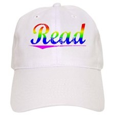 Read, Rainbow, Cap