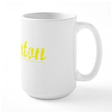 Scranton, Yellow Mug