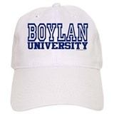 BOYLAN University Baseball Cap