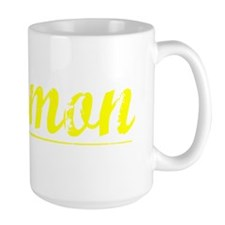 Solomon, Yellow Mug