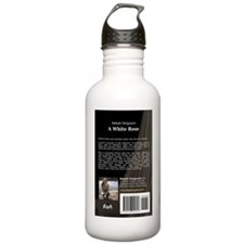 A White Rose - Back Co Water Bottle