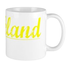 Strickland, Yellow Mug