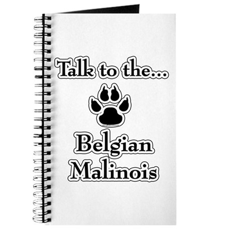 Malinois Talk Journal