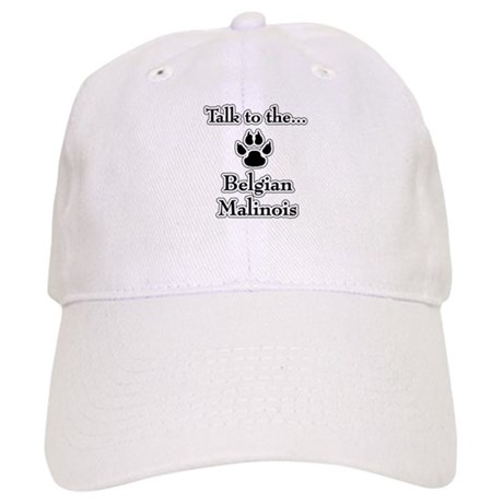 Malinois Talk Cap
