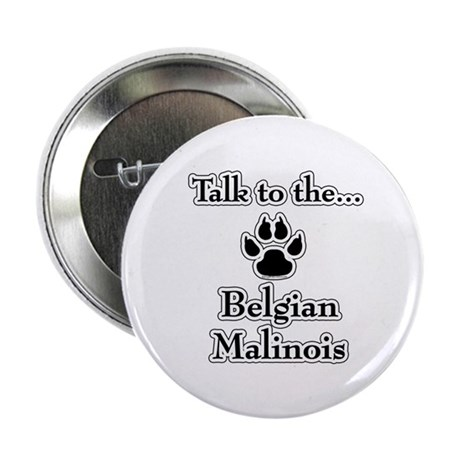 Malinois Talk Button