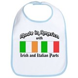 Irish-Italian Bib