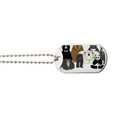 Bears world Dog Tags