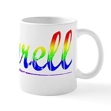 Tyrell, Rainbow, Mug