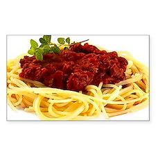 spaghetti Decal