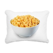 macaroniandcheese Rectangular Canvas Pillow