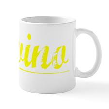 Trevino, Yellow Mug