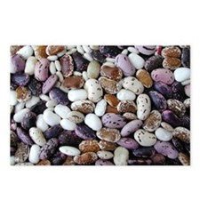 Beans Postcards (Package of 8)