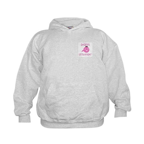 DADDY'S LITTLE SQUIRT Kids Sweatshirt