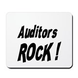 Auditors Rock ! Mousepad