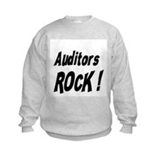 Auditors Rock ! Sweatshirt