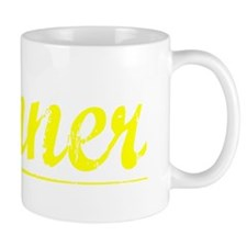 Winner, Yellow Mug