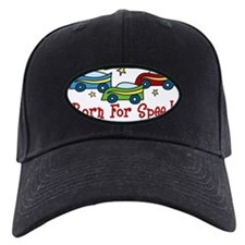 Born For Speed Baseball Hat