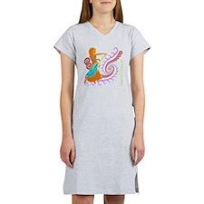Sword Dancer Women's Nightshirt