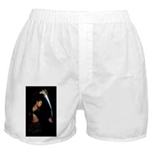 Tehani Scimitar Photo Boxer Shorts