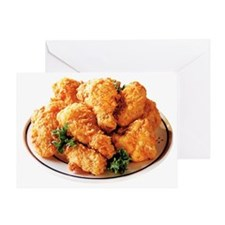 friedchicken Greeting Card