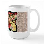 test, large mug, Japanese women