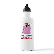 animal-d5-WaterBottle Water Bottle