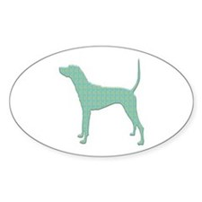 Paisley Plott Oval Decal
