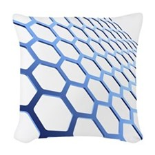 Graphene Woven Throw Pillow