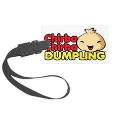 The Chirba Chirba Official Logo Luggage Tag