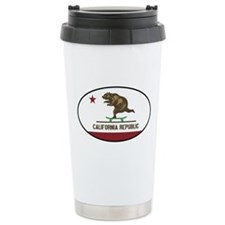 California Skateboardin Travel Mug