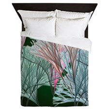 Electron flow Queen Duvet