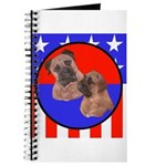 Bull Mastiff Mom & Puppy Journal