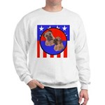 Bull Mastiff Mom & Puppy Sweatshirt