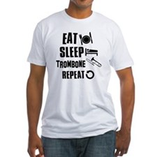 Eat Sleep Trombone Shirt