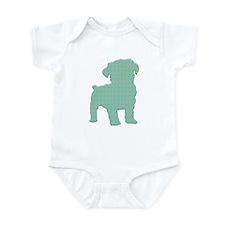 Paisley Schnoodle Infant Bodysuit