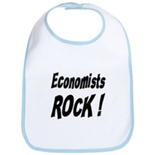 Economists Rock ! Bib