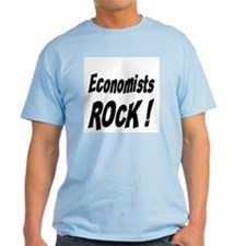 Economists Rock ! T-Shirt