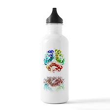 Insulin molecule Water Bottle