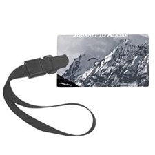 Joourney to Alaska Luggage Tag