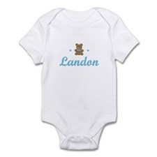 Teddy Bear - Landon Infant Bodysuit