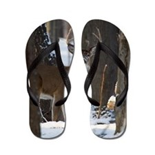 Trophy Whitetail D1316-014 Flip Flops